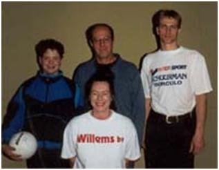 Historie: Organisatie 1994-2005