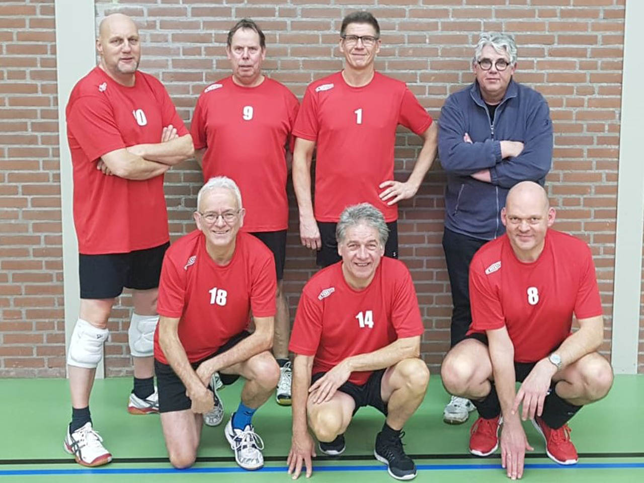 Gemini Borculo - Team Recreanten Heren 2